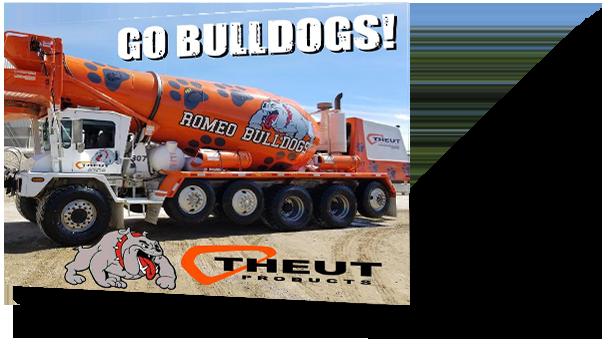 Theut Products Inc  | Concrete Company